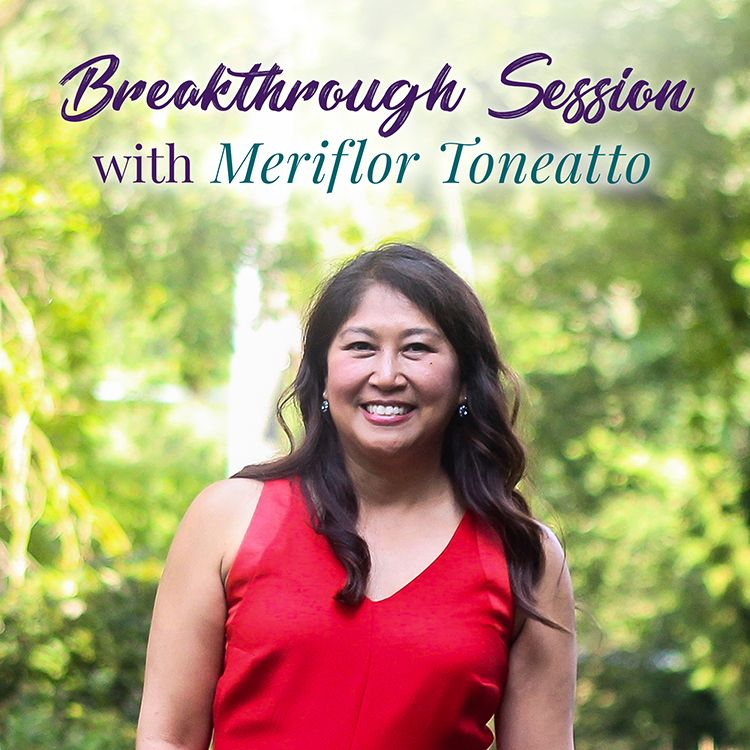 Breakthrough Session with Meriflor Toneatto Meme